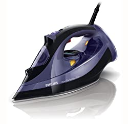 Philips Gc452030 Azur Performer Steam Iron - 190g Steam Boost, 2600 Watt