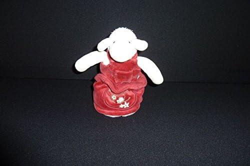 Doudou mouton avec son petit sac Petite Pelote 1680146 | Attrayant Et Durable