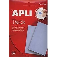 Masilla Adhesiva Azul APLI57GR