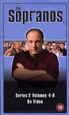 Preisvergleich Produktbild The Sopranos - Series 2 - Vols. 4 To 6 [UK IMPORT]