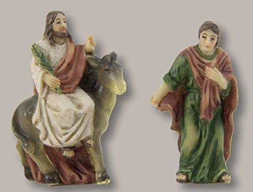 Figuras de la pasión: Einzug para aprox. 5cm figuras