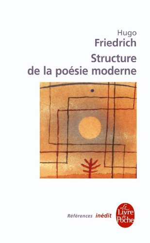 Structure de la poésie moderne