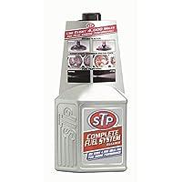 STP 50500EN 500ml Complete Fuel System Cleaner for Petrol Engines