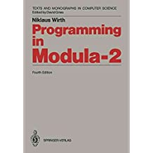 [(Programming in Modula-2)] [By (author) Niklaus Wirth] published on (December, 2011)