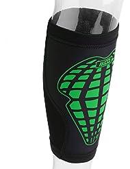 OUTAD Manchon de Compression Protection Mollet pour Sport Course Basket Football Vélo Badminton ( 1 / Paquet)