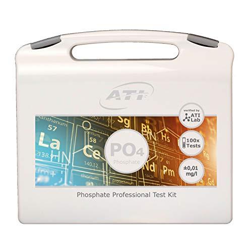 ATI Professional Wassertest Kit PO4 Phosphat für 100 Tests im Meerwasser -