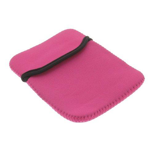 Schutzhülle für Blaupunkt Livro Neopren Tasche Schutz Hülle Case Pink