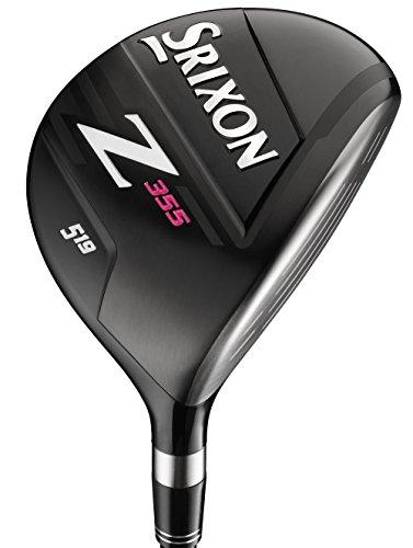 Srixon Z 355Bois de Golf, Femme, Noir, 5
