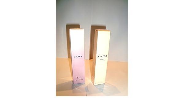 Buy Two Bottles Zara Fruity 10mlrose 10ml Eau De Toilette Edt For