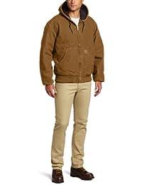Carhartt vestes à capuchon grès Jacket actifs EJ130