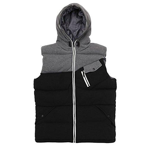 mens-harlem-jersey-gilet-brave-soul-quilted-design-zip-detailing-on-hood-multi-pockets-small