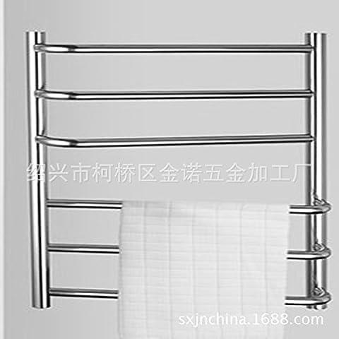 Bagno di alta qualità in acciaio inossidabile di riscaldamento elettrico Asciugamano Stendino negozio di abbigliamento