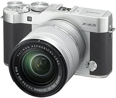 Fujifilm X-A3  - Cámara EVIL de 24 MP (pantalla táctil de 3