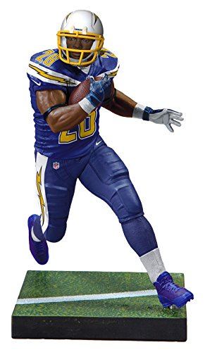 McFarlane Madden NFL 18 Melvin Gordon Los Angeles Chargers Action Figur (18 cm)