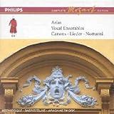 Arias / Ensembles vocaux / Canons / Lieder / Nocturnes
