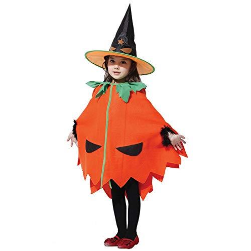 Kleinkind Märchen Klassiker Kostüm - MAATCHH-TGKT Halloween Kostüm- Mädchen-Halloween-Kürbis-Kostüm-Märchen-Partei verkleiden Cosplay