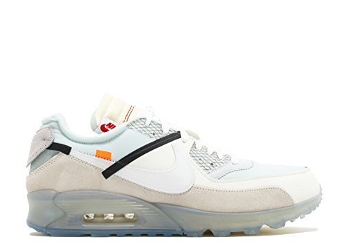 Nike 10 Air Max 90 Off-White - AA7293-100 - sail, white-muslin