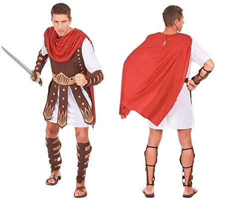 LCN Kostüm Gladiateur Romain Größe M - Verkleidung für Abende - 682
