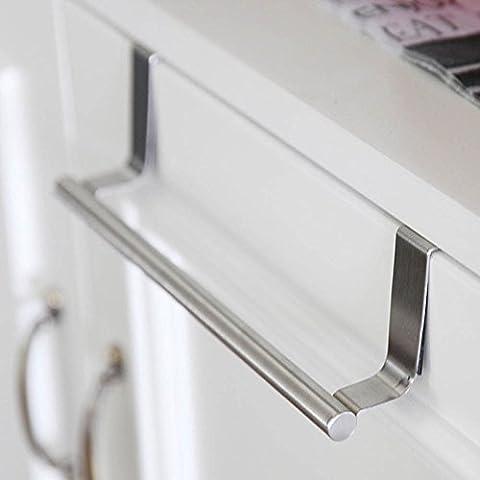 mmtop 2017über Tür Handtuch Rack Bar zum Aufhängen Halter Badezimmer Küche Cabinet Regal Rack