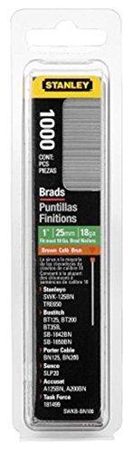 Stanley 1-SWK-BN0625T Clavos/Brad 8/300 / E/Tipo J