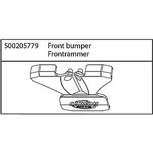 Carson 500205779-X8Specter frontra Skimmer