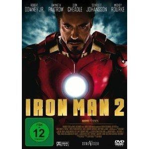 Iron Man 2 - Single Disc