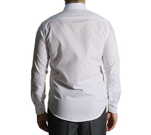 Herrenhemd Kent Kragen Slim-fit/Tailliert Muga Lavendel