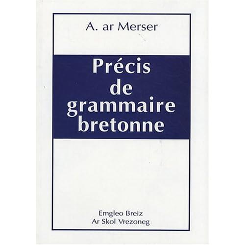 Petit précis de grammaire bretonne