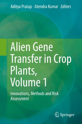 Alien Gene Transfer in Crop Plants, Volume 1: Innovations, Methods