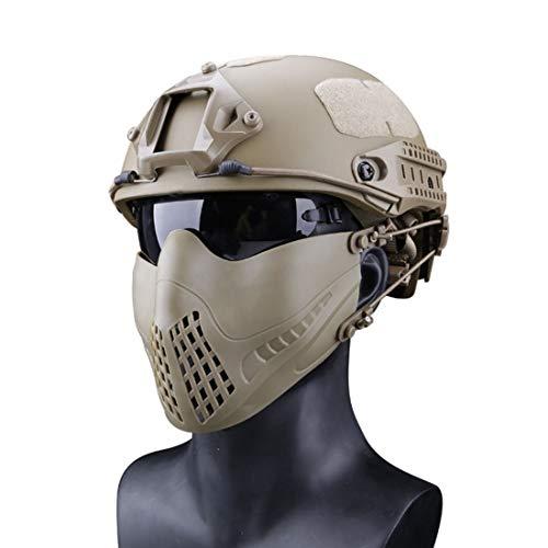 Pinji Mascarilla Protectora - Máscara Airsoft Táctica