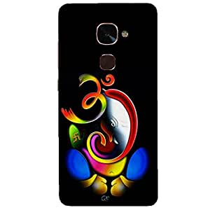 Om Ganesh - Mobile Back Case Cover For Samsung Galaxy On 8