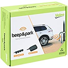 Sensor de aparcamiento con sonido Valeo 632014 imprimado, se puede pintar