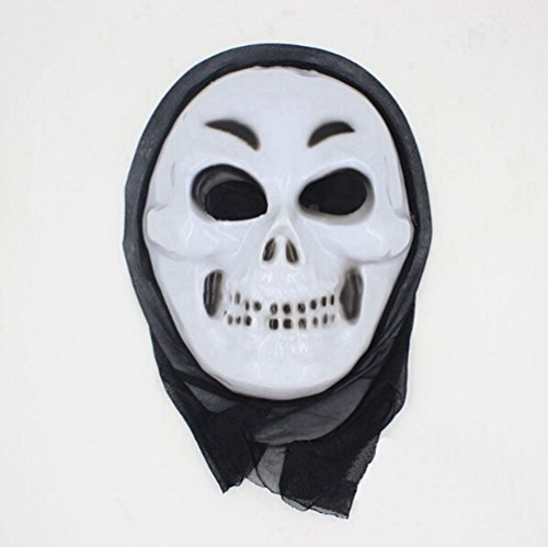Armee Männer Kostüme Kunststoff (Zantec One Piece Halloween Bleeding Scream Scary Horror Ghost Mask Can Be Used During Dress Party)