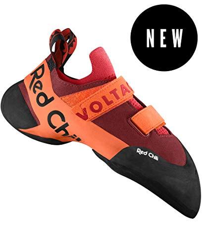 Red Chili Unisex - Adulti Voltage 2 Scarpette da arrampicata Red (200), 35.5