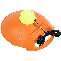 Herramienta de formación ejercicio pelota de tenis de kalaokei selfstudy bola de rebote zapatillas de–naranja