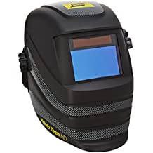 ESAB 0700000451 Aristo Tech HD - Casco de soldadura para Air Eco, color negro