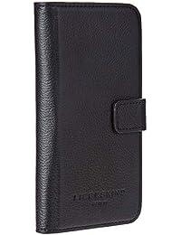 Liebeskind Berlin Damen Mobile Cap - Flap Iphone 7+8 Taschenorganizer, Schwarz (Black), 2x14x8 cm