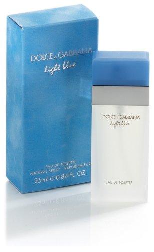Dolce & Gabbana Light Blue femme/woman, Eau de Toilette, Vaporisateur/Spray, 25 ml