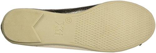 XTI Damen Gold Metallic Ladies Shoes Geschlossene Ballerinas Gold (Gold)