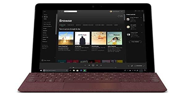 Microsoft Surface Go 8go Ram 128go Demo Jtw 00003 Computer Zubehör