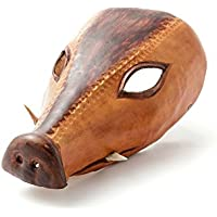 Graziano Viale safir, Maschera de Su Porcu grande