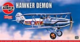 Airfix A01052V 1/72 Hawker Demon Modellbausatz, Sortiert, 1: 72 Scale