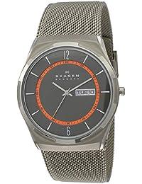 (Renewed) Skagen Melbye Analog Grey Dial Mens Watch - SKW6007#CR