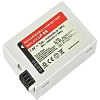 Power Smart® 7.2V Li-Ion 1120mAh Batterie LP-E8pour Canon EOS 550D, EOS 600D, EOS 650D, EOS 700D, EOS Kiss X4, EOS Kiss X5, EOS Kiss X6I, EOS Rebel T2i, EOS Rebel T3i, EOS Rebel T4i,