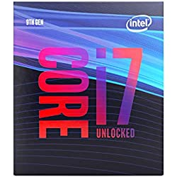 Intel Core i7-9700K processore 3,6 GHz Scatola 12 MB Cache intelligente