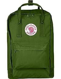 Fjällräven Kånken Mochila para Laptop 40 cm compartimento portátil leaf green
