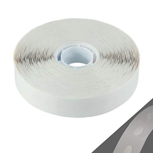 Superdots 1500 Stück Ø ca. 10 mm verschiedene Klebestärken für ATG 700 / Easy Tak, ablösbar