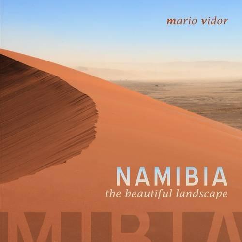Namibia. The beautiful landscape por Mario Vidor