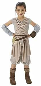 Déguisement luxe Rey pour fille - Star Wars VII - 5 à 6 ans