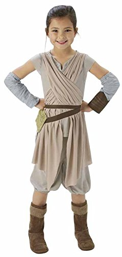 Rubie's 3620263 - EP7 Rey deluxe child, L, -